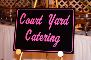 Court Yard Catering - wedding caterer, event caterer