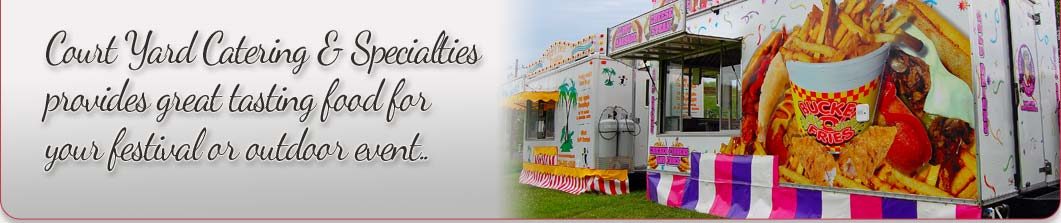 Concessions for Festivals and Outdoor Events