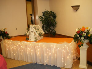 Uniontown Wedding caterer